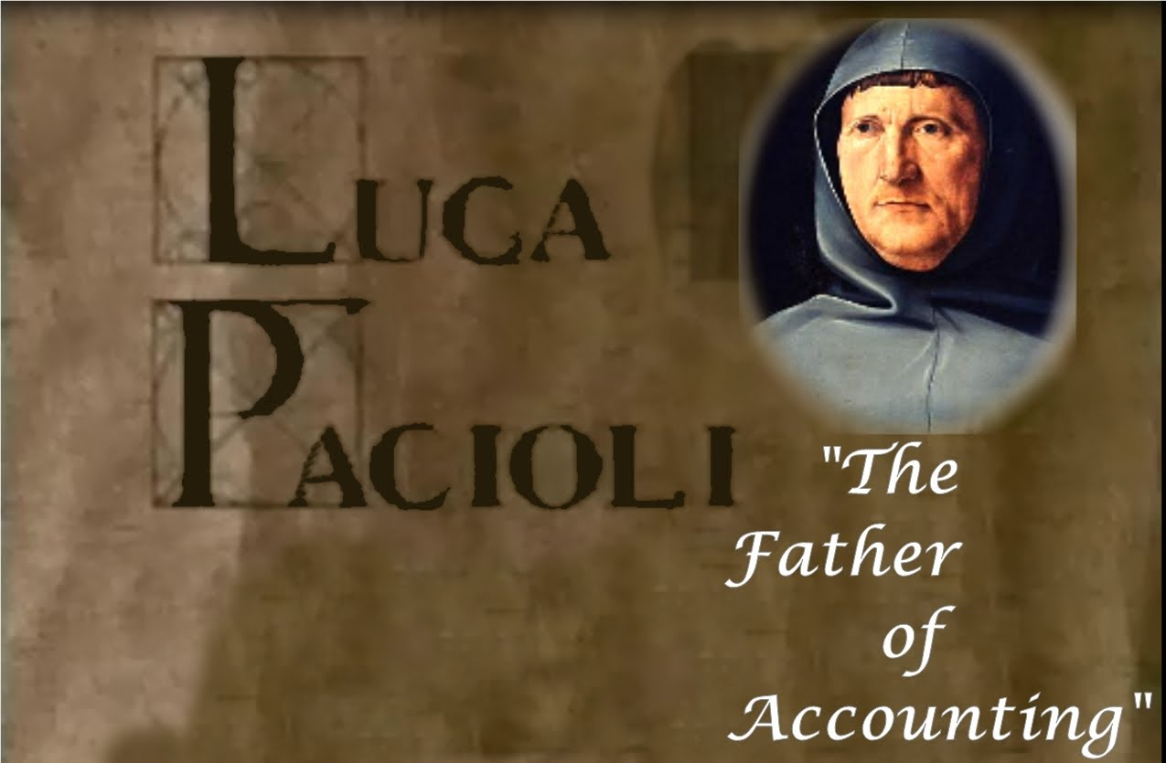 Why Luca Pacioli is called the Father of Accounting
