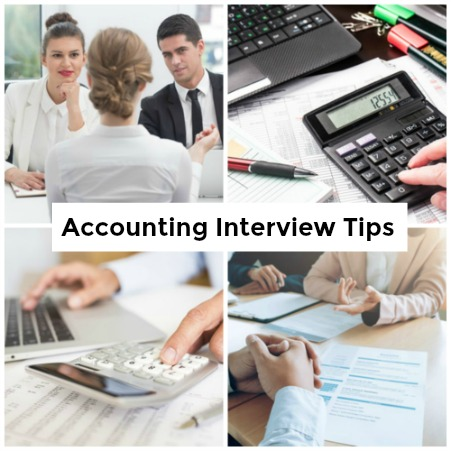 accounting interview tips on the field From pre-interview prep to post-interview follow up, our interview tips hub will help you to prepare for job interviews read our interview tips today.