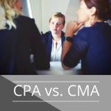 CPA Versus CMA