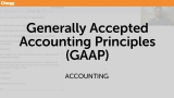 GAAP and it's Role in Business