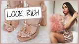 How to Look Rich When You are Not